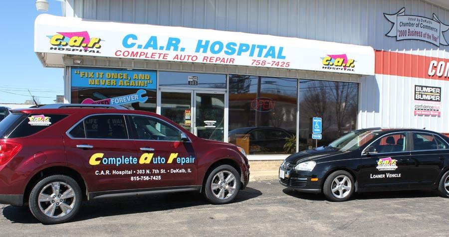 Bill Whites Car Hospital