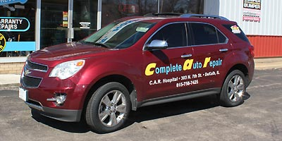 Car Hospital Dekalb IL Shuttle Service